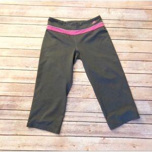 Adidas Climate Workout Capri Crop Pant Size XS